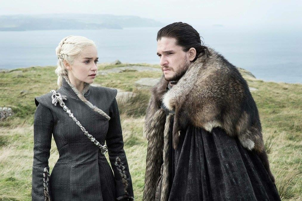 Pictures of Game of Thrones Season 7 Episode 5 'Eastwatch'