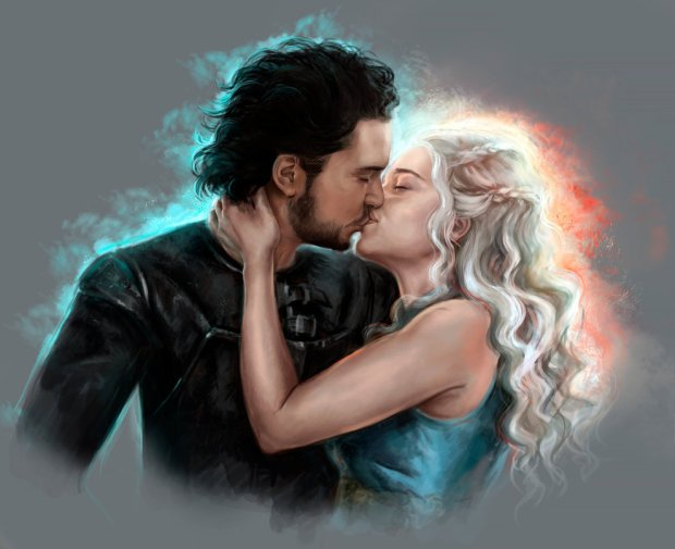 Game of Thrones Leaked: Jon Snow likes Daenerys Targaryen