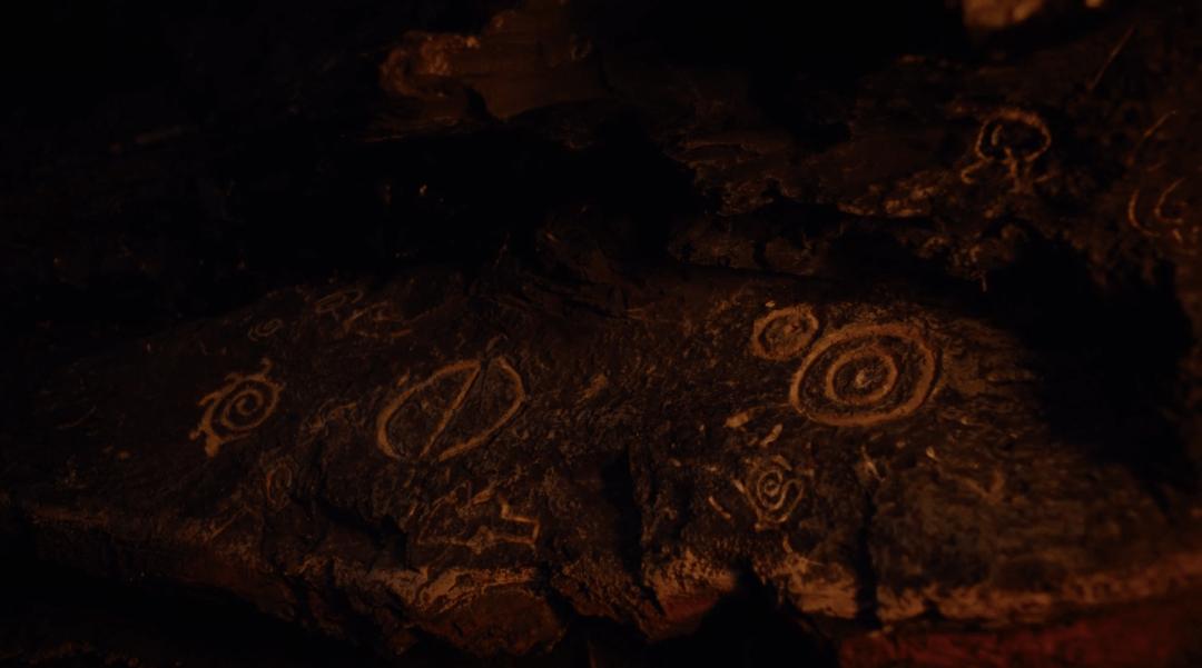 Cave Paintings in Dragonstone