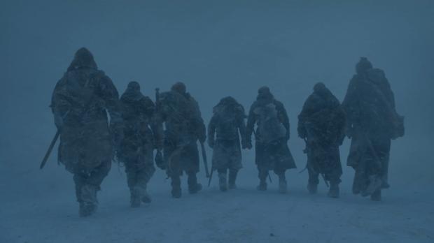 The Frozen Lake Battle