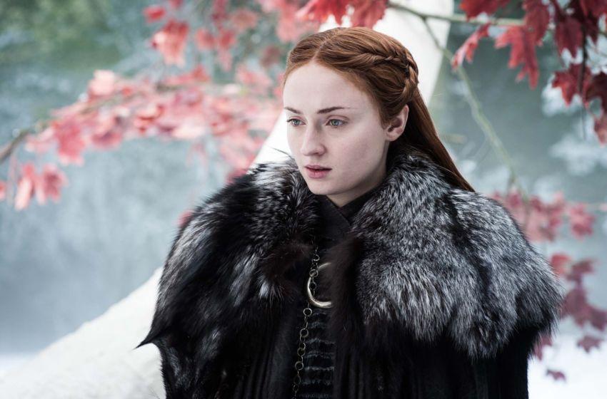 Sansa Stark In Game of Thrones Season 7 Episode 4