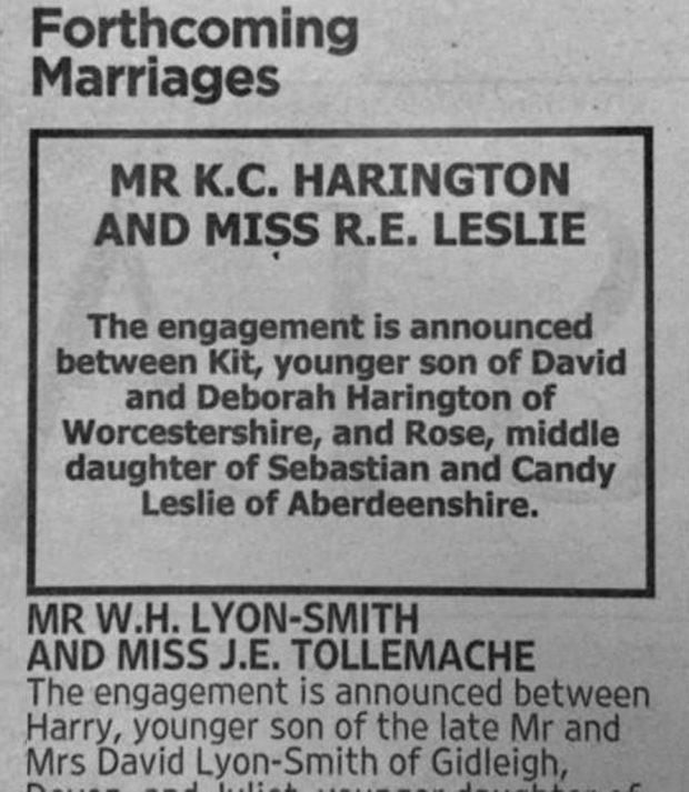 Kit Harington and Rose Leslie Engaged