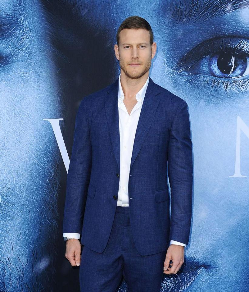 Dickon Tarly Speculates Game of Thrones Ending