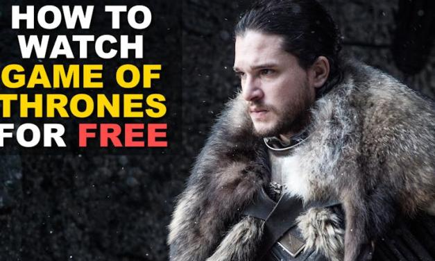 Watch Game of Thrones For Free – HBO Free Trial