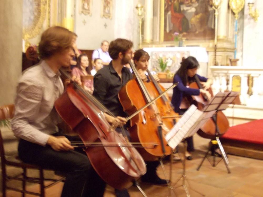 The Violoncelli of Tereglio (5/6)