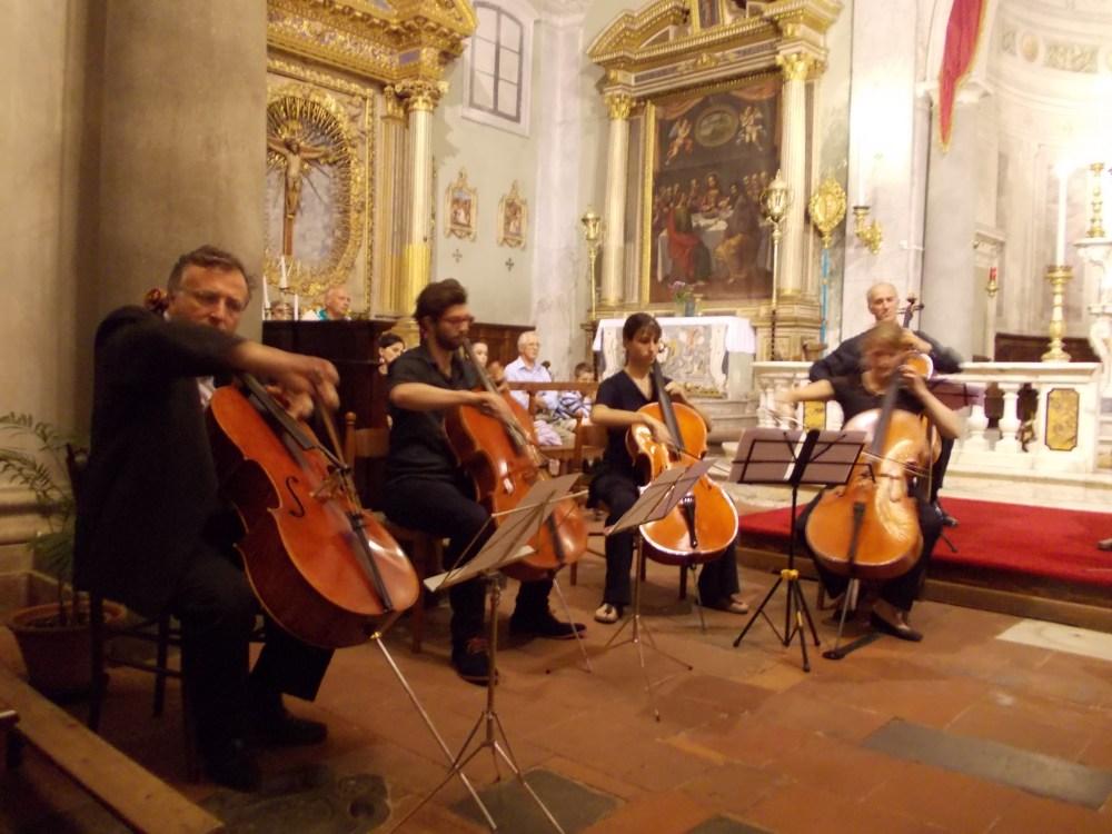 The Violoncelli of Tereglio (4/6)
