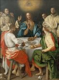 330px-Pontormo_-_Cena_in_Emmaus_-_Google_Art_Project