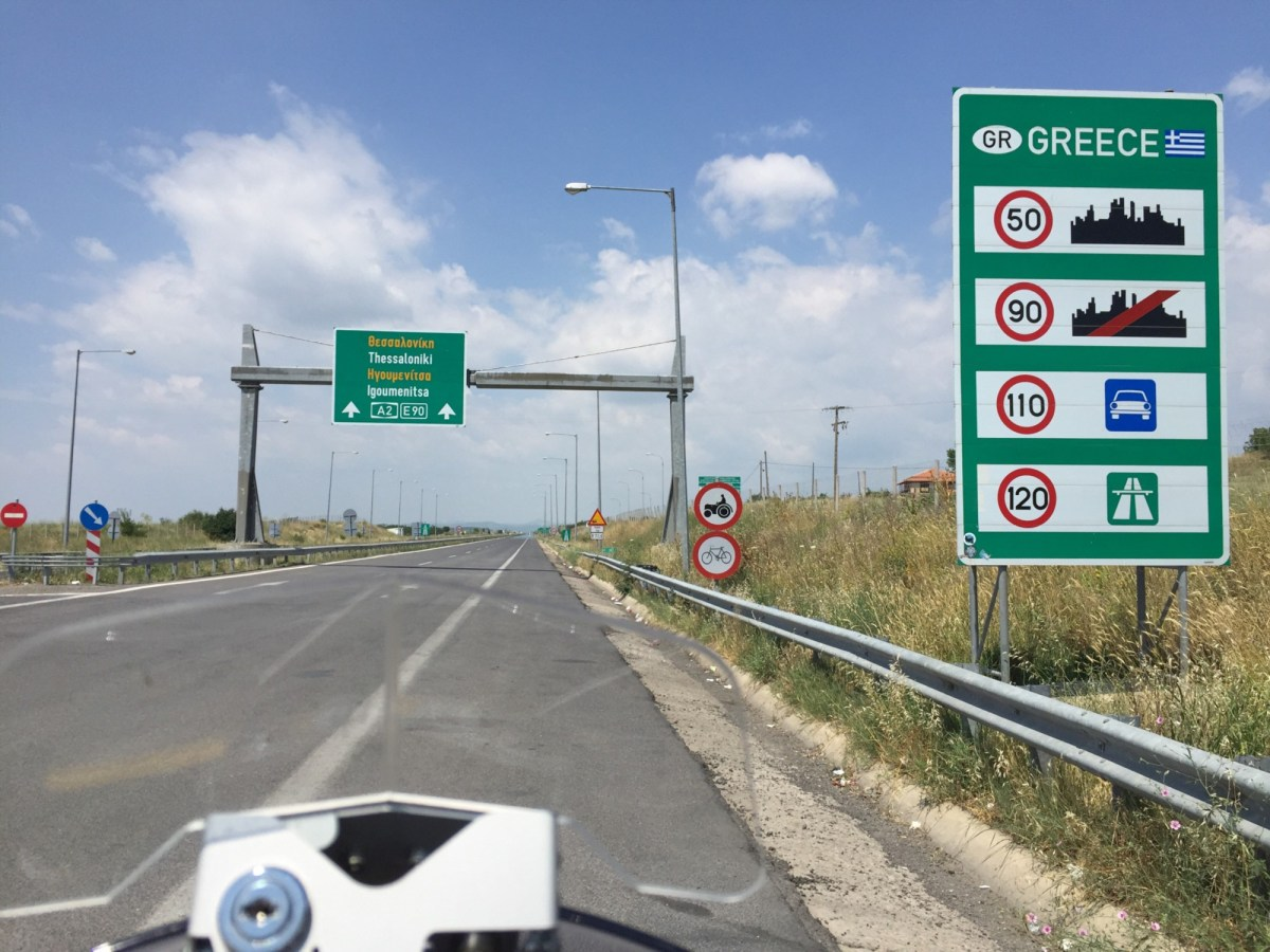 İtalya Yolları