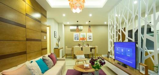 Dự án căn hộ Luxury Home