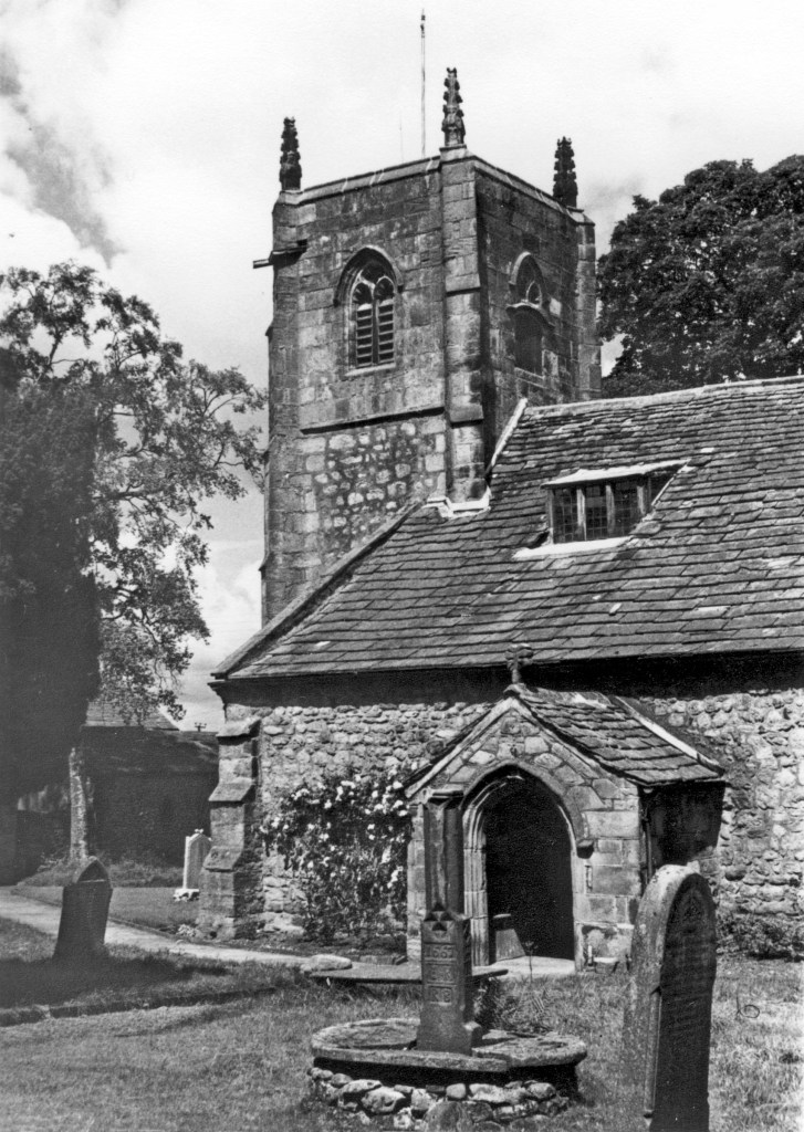 St Mary's Tower & Porch