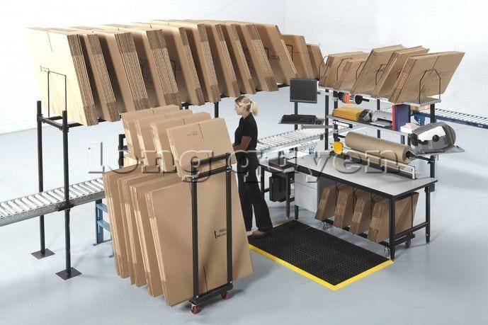 Bàn sản xuất bàn lắp ráp bàn công nghiệp (10)