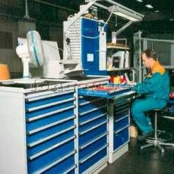 Bàn sản xuất bàn lắp ráp bàn công nghiệp (5)