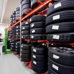 Kệ để lốp xếp chồng (Horizontal Tyre Storage)