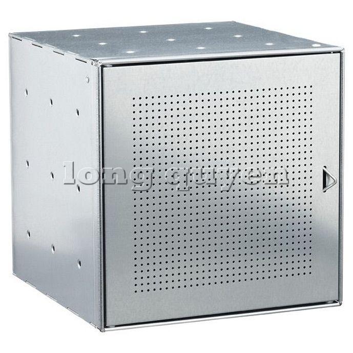 Tủ Locker 1268 Tủ Sắt Vuông Lắp Ráp (4)