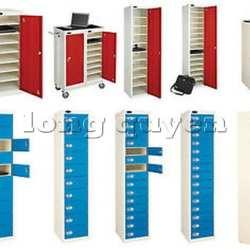 Tủ sắt nhiều cánh nhỏ tủ lưu trữ an toàn