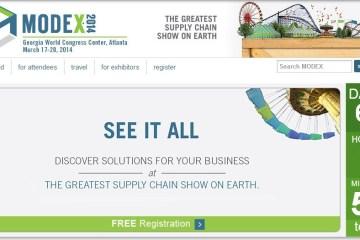 MODEX 2014 là triển lãm công nghiệp
