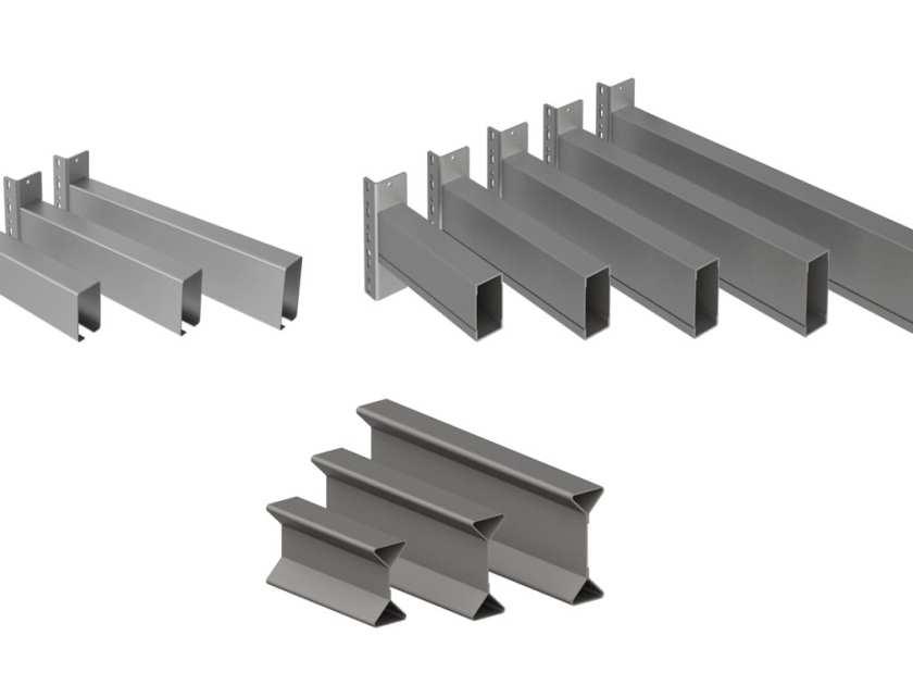 mặt cắt các thanh beam