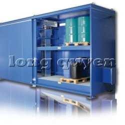 Kho nho an toan kieu container (1)
