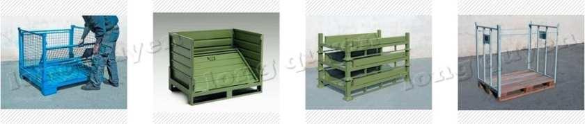 pallet thùng xếp chồng