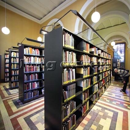 giá kệ thư viện BCI 19