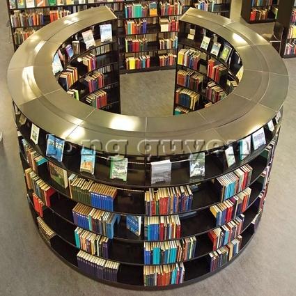 giá kệ thư viện BCI 19b