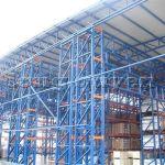 Giá Kệ Pallet Làm Nhà Kho Self Rack Warehouses
