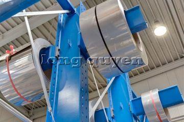 Kệ lưu trữ tay đỡ thép cuộn (3)