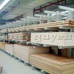 Kệ tay đỡ lưu trữ gỗ công nghiệp