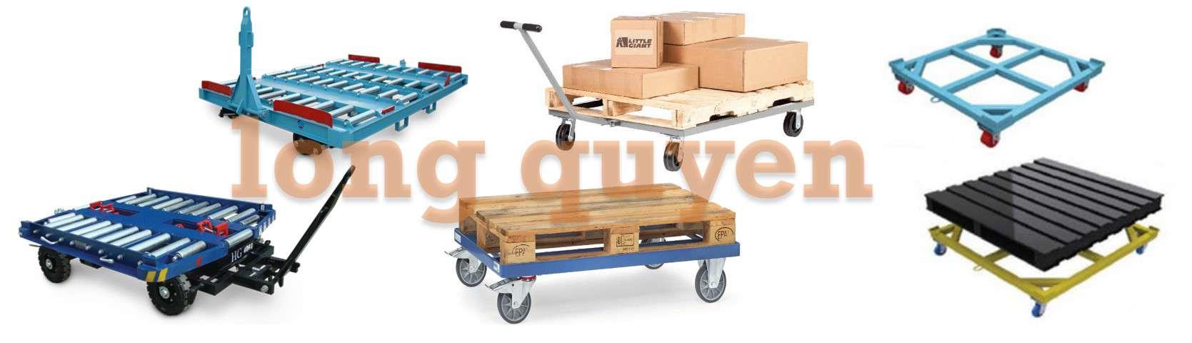 Xe kéo , Xe kéo đẩy , x pallet dollies , xe đẩy chở hàng , xe đẩy chở hàng công nghiệp