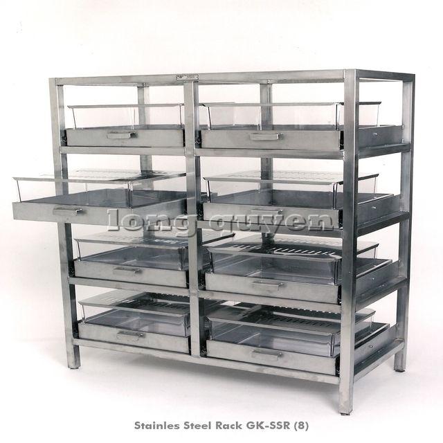 Stainles Steel Rack GK-SSR (8)
