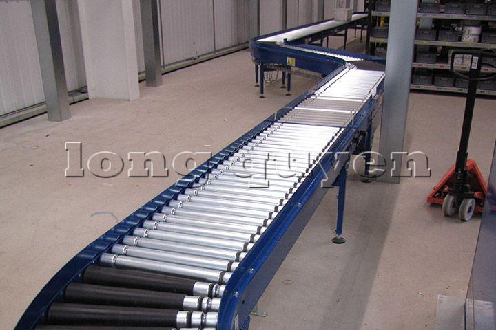 Băng chuyền băng tải con lăn công nghiệp ru lô (3)