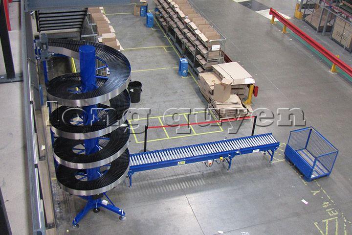 Băng tải băng chuyền con lăn công nghiệp vận thăng xoắn ốc (3)