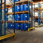 Giá kệ kho hóa chất kệ pallet kho thùng phuy