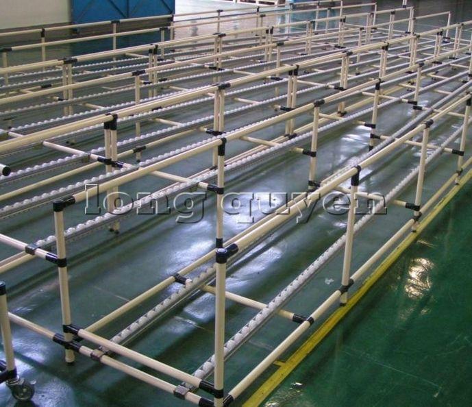 Hệ thống ống thép lắp ráp với khớp nối lắp ráp đa năng (5)