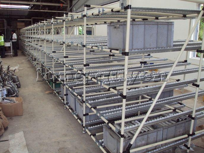 Hệ thống ống thép lắp ráp với khớp nối lắp ráp đa năng (6)
