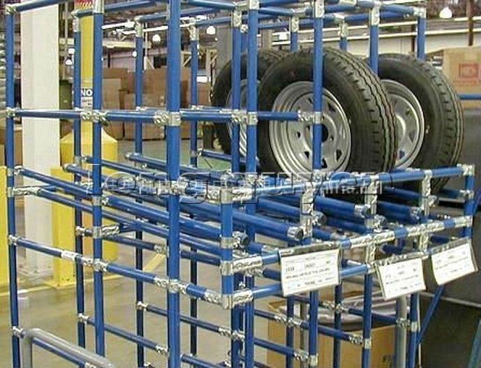 Hệ thống ống thép lắp ráp với khớp nối lắp ráp đa năng (7)