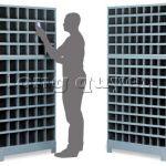 Giá kệ tủ chia ô giá kệ chứa phụ kiện ốc vít