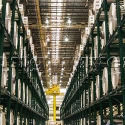 Giá kệ kho hàng thép cuộn giá kệ lưu trữ hàng tải trọng lớn