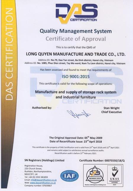 2018 ISO 9001 Renew_web