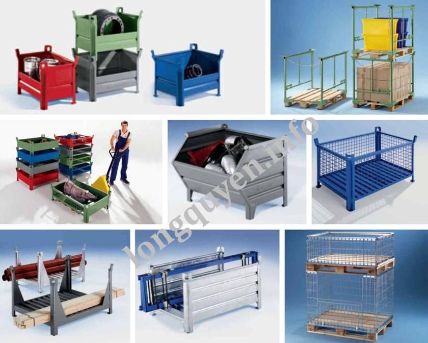 Pallet, kích thước và phân loại pallet trong lưu trữ hàng hóa 9