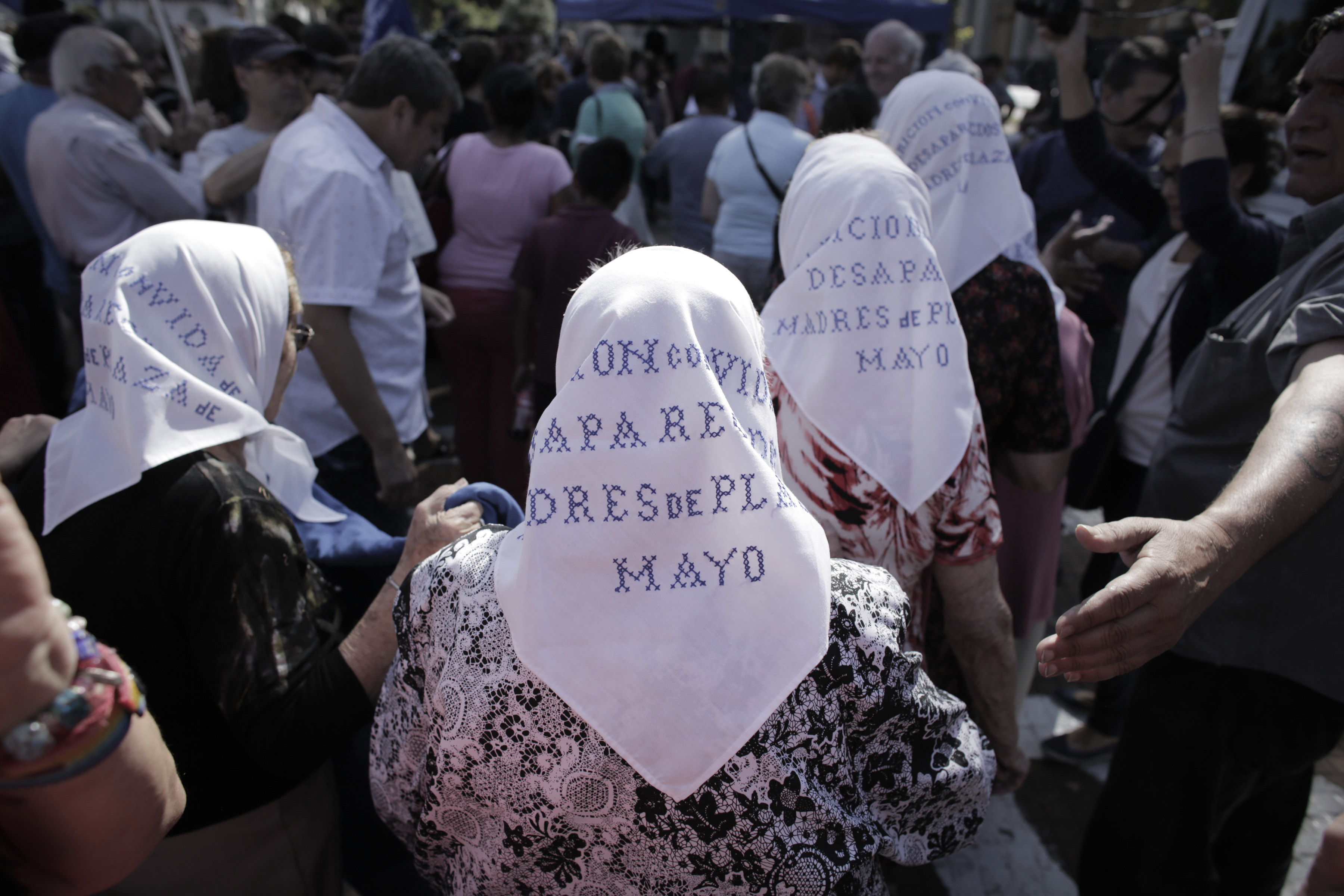 The Tears and Tenacity of the Mothers of the Disappeared