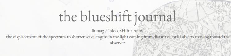 The Blueshift Journal