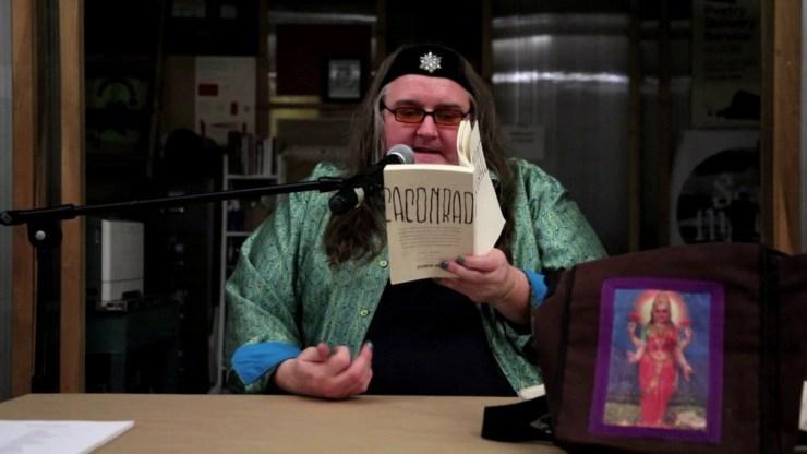 """""""CA Conrad, the Book of Frank on Vimeo"""" (vimeo.com)"""