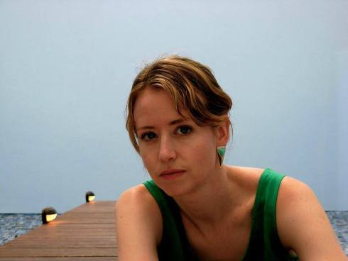 Portrait of the author (Taken from the UConn Creative Writing Program Facebook).