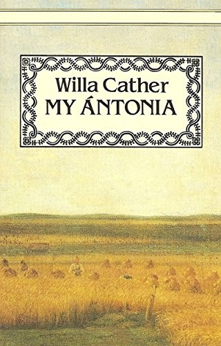 antonia book