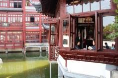 vieille ville chinoise shanghai