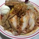西池袋中本で冷し味噌冷麺を食べてきた!何故この季節にコレ!?