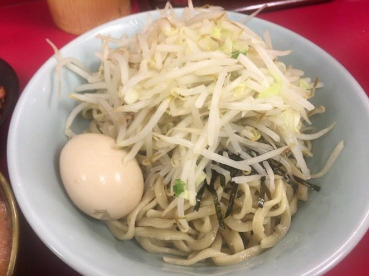 ラーメン二郎,つけ麺,歌舞伎町,二郎12