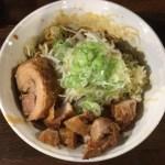 渋谷の二郎インスパイヤちばからで油そばを食べてきた!
