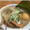 西武新宿    つけ麺VSラーメン    福たけ 福たけ 渡りガニの濃厚ドロ味噌らーめん